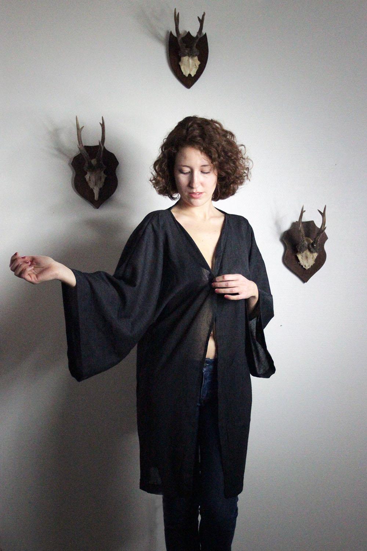 Kimono Roxa
