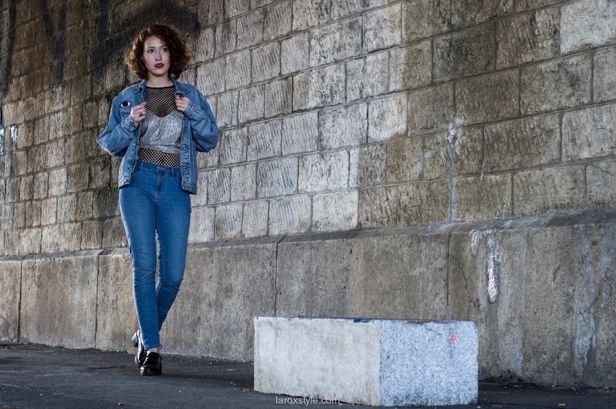LaRoxStyle Blog Mode Lyon - Street Look 90s (10 sur 21)