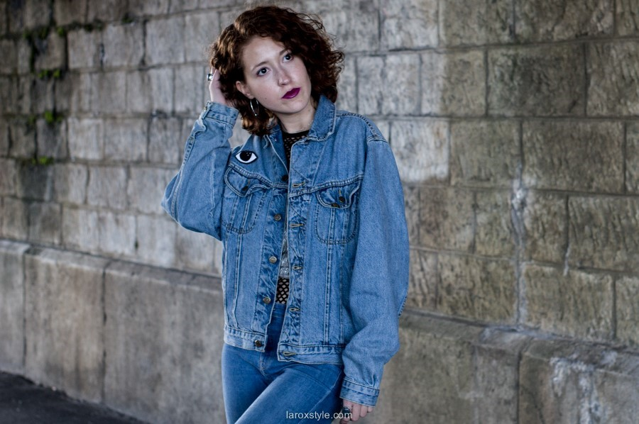 LaRoxStyle Blog Mode Lyon - Street Look 90s (11 sur 21)