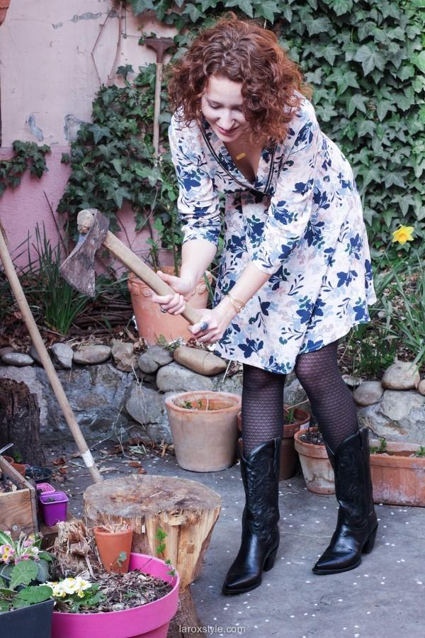 laroxstyle blog mode lyon - robe petite française en santiags (10 sur 21)