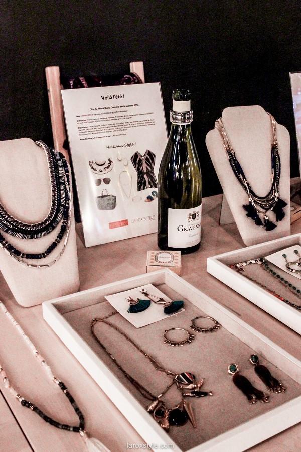 laroxstyle blog mode lyon - Apero vin et bijoux au luminarium (13 sur 38)