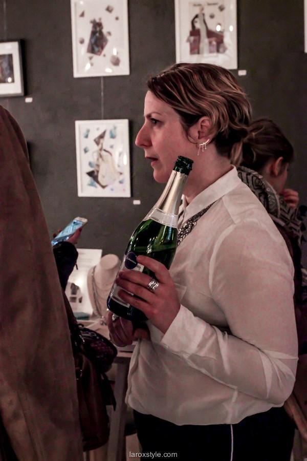laroxstyle blog mode lyon - Apero vin et bijoux au luminarium (17 sur 38)