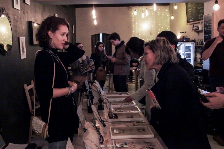 laroxstyle blog mode lyon - Apero vin et bijoux au luminarium (26 sur 38)