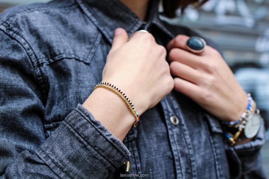laroxstyle blog mode lyon - Denim look (12 sur 19)