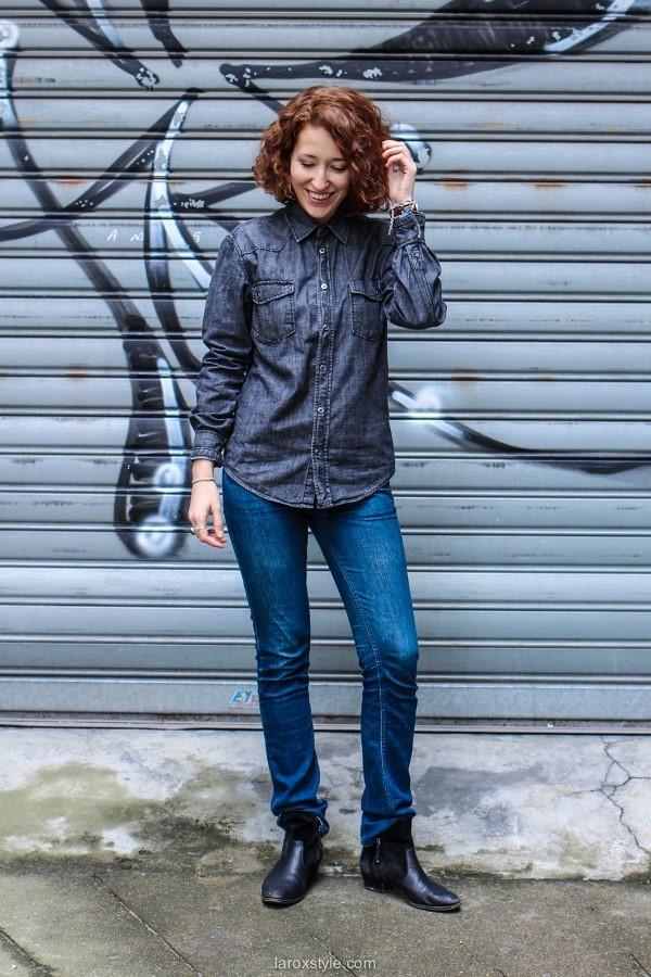 laroxstyle blog mode lyon - Denim look (15 sur 19)
