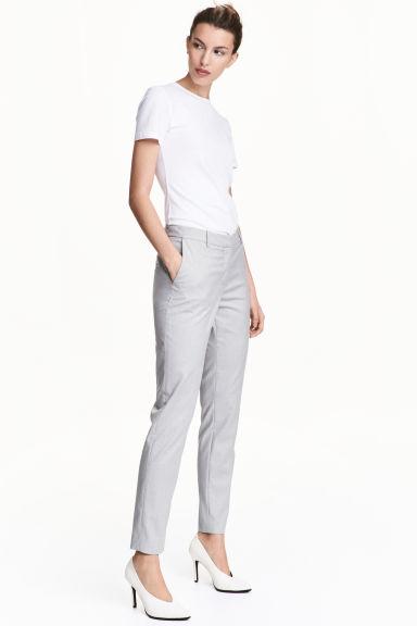 3 HM Pantalon tailleur