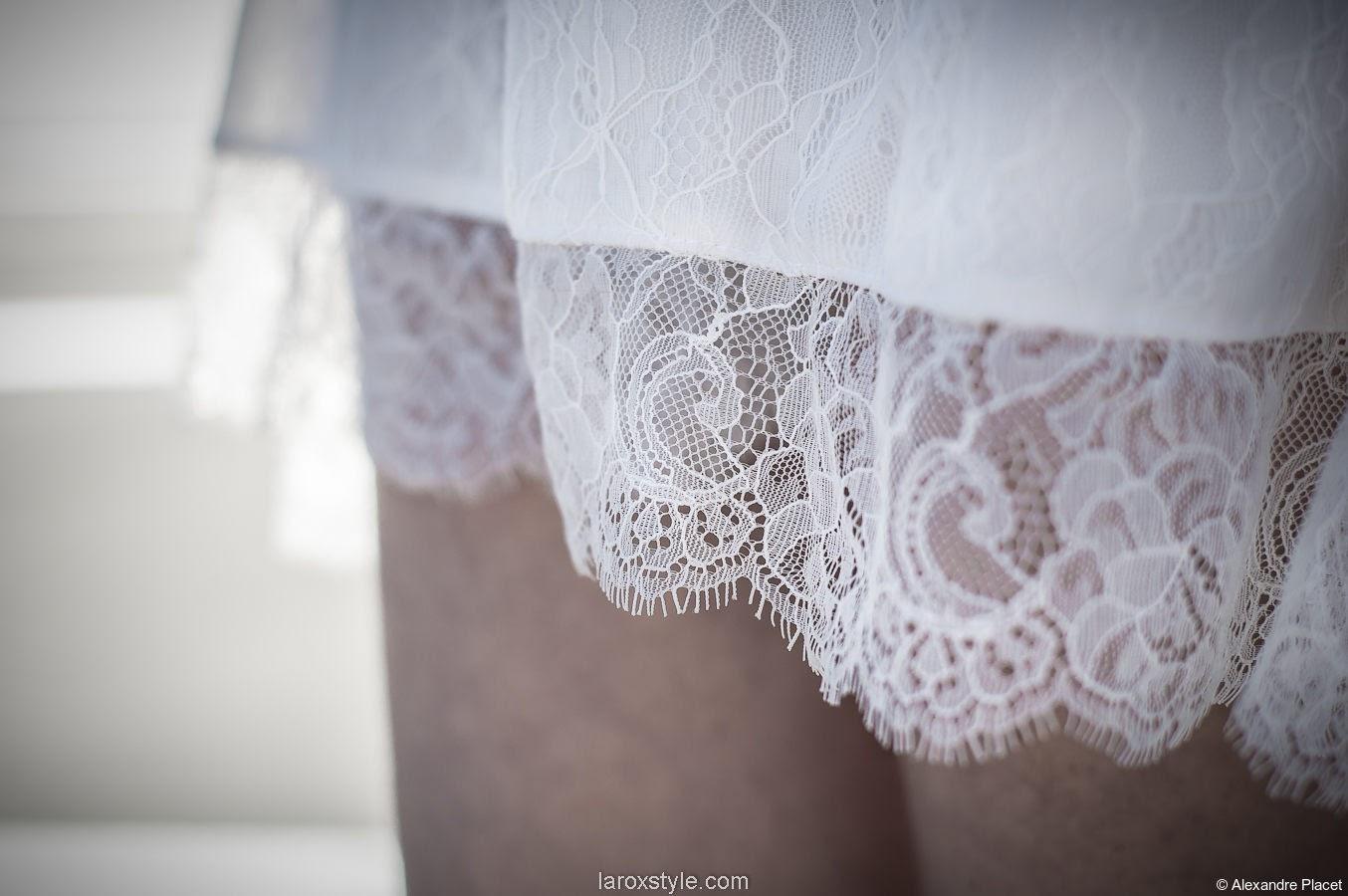 Laroxstyle - blog mode lyon - look robe mariage - caroline quesnel - IMGP6947