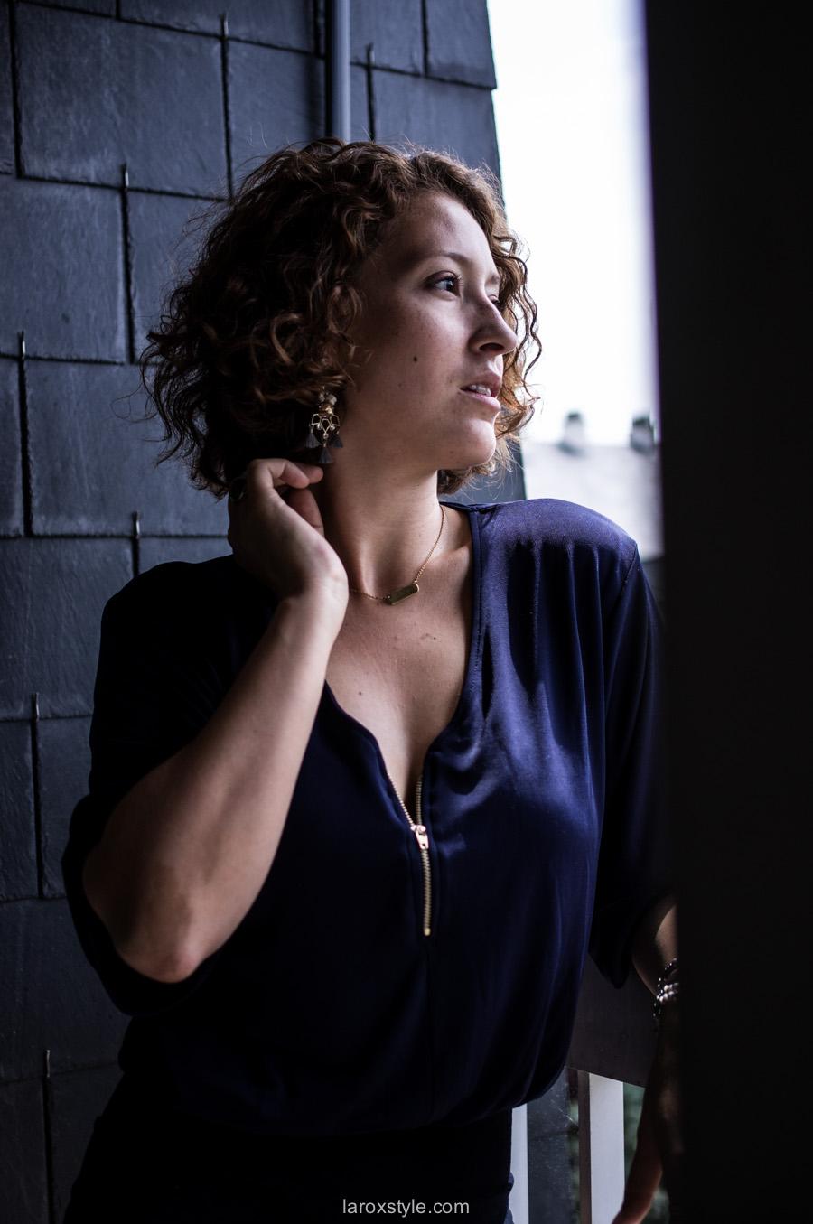 body luie - portrait femme libre - blog mode