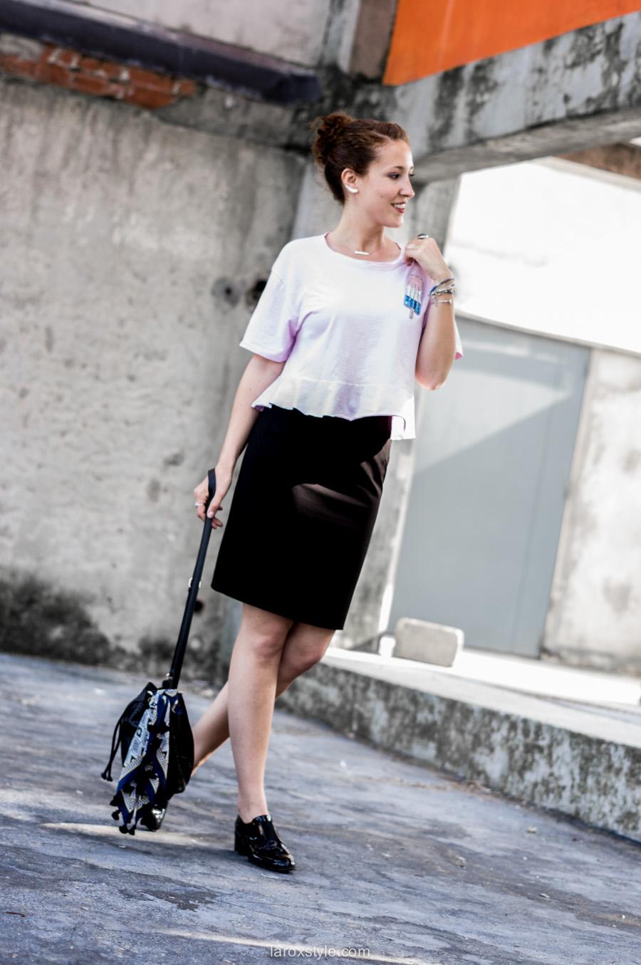 look working girl - blog mode lyon