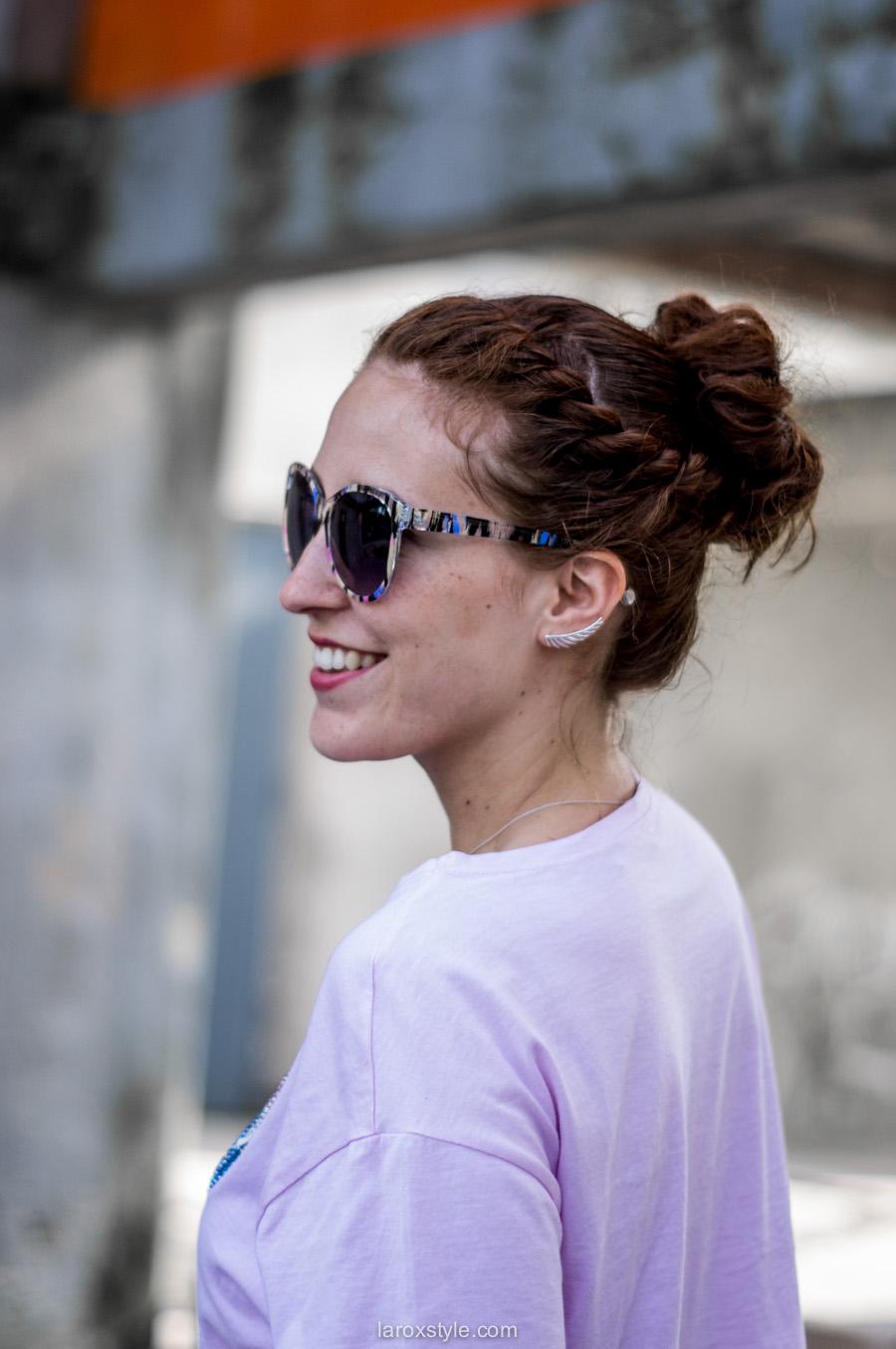 lunettes colorees - blog mode lyon
