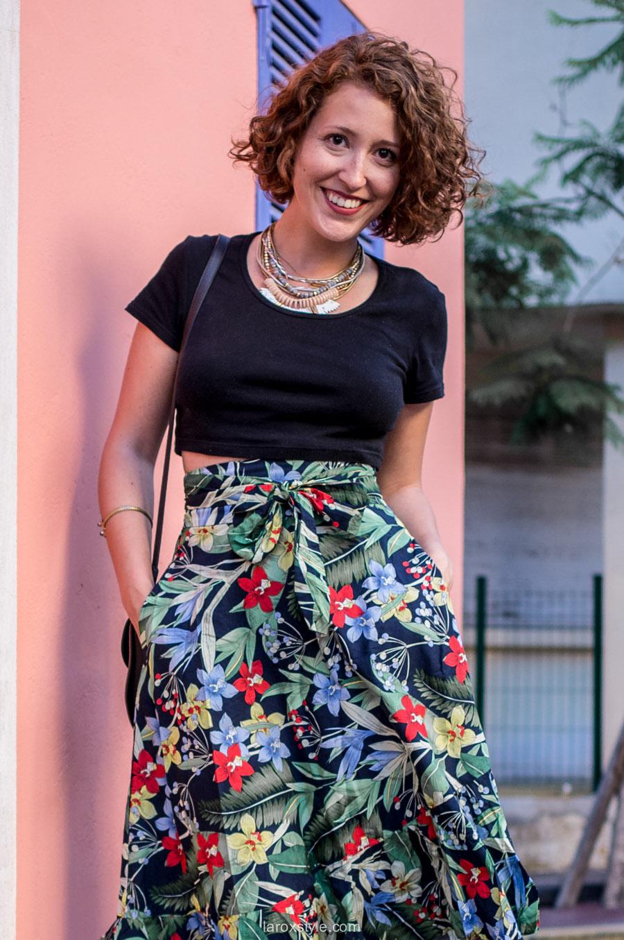 tendance mode femme - look blogueuse mode