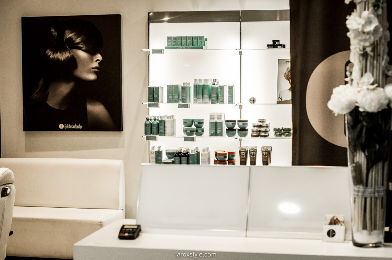 Salon confidences prestige lyon - coiffeur lyon
