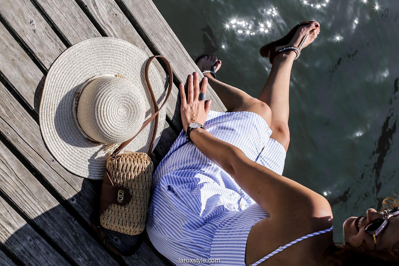 blog mode et lifestyle - etre en vacances chez soi