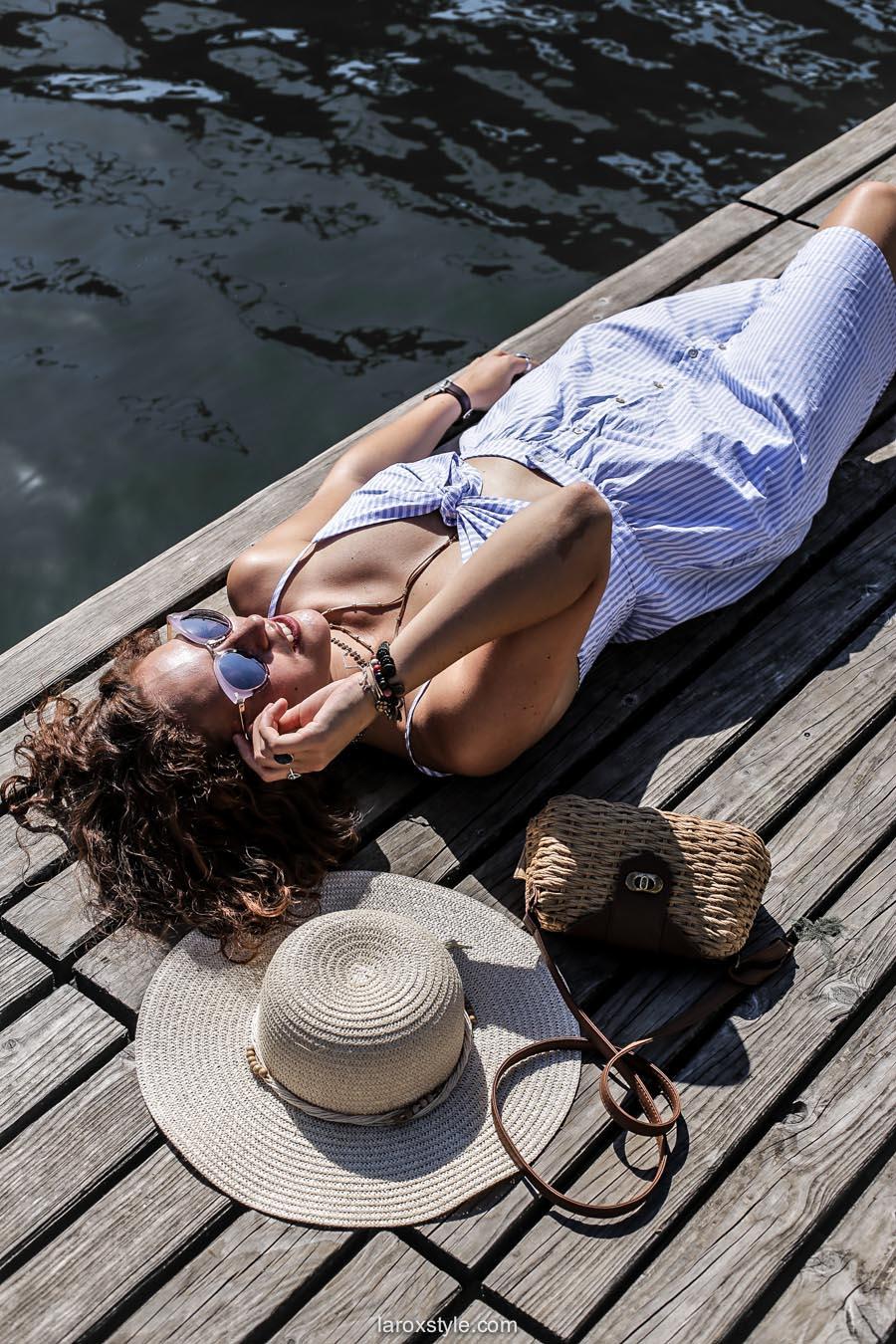 idee look vacances ete - vacances chez soi - blog lifestyle lyon