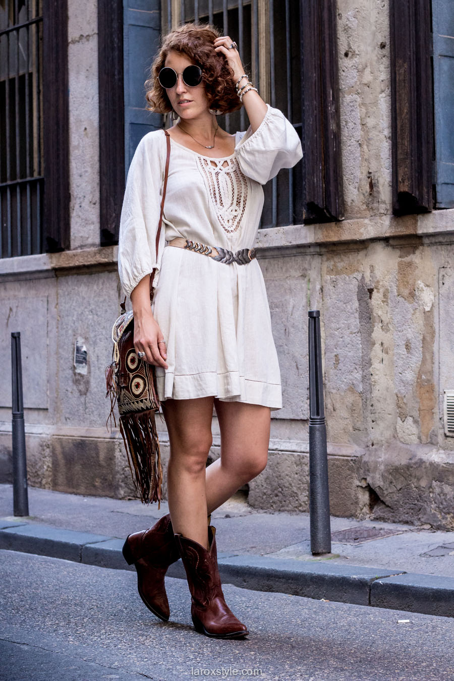 Ssaout Gypset Look