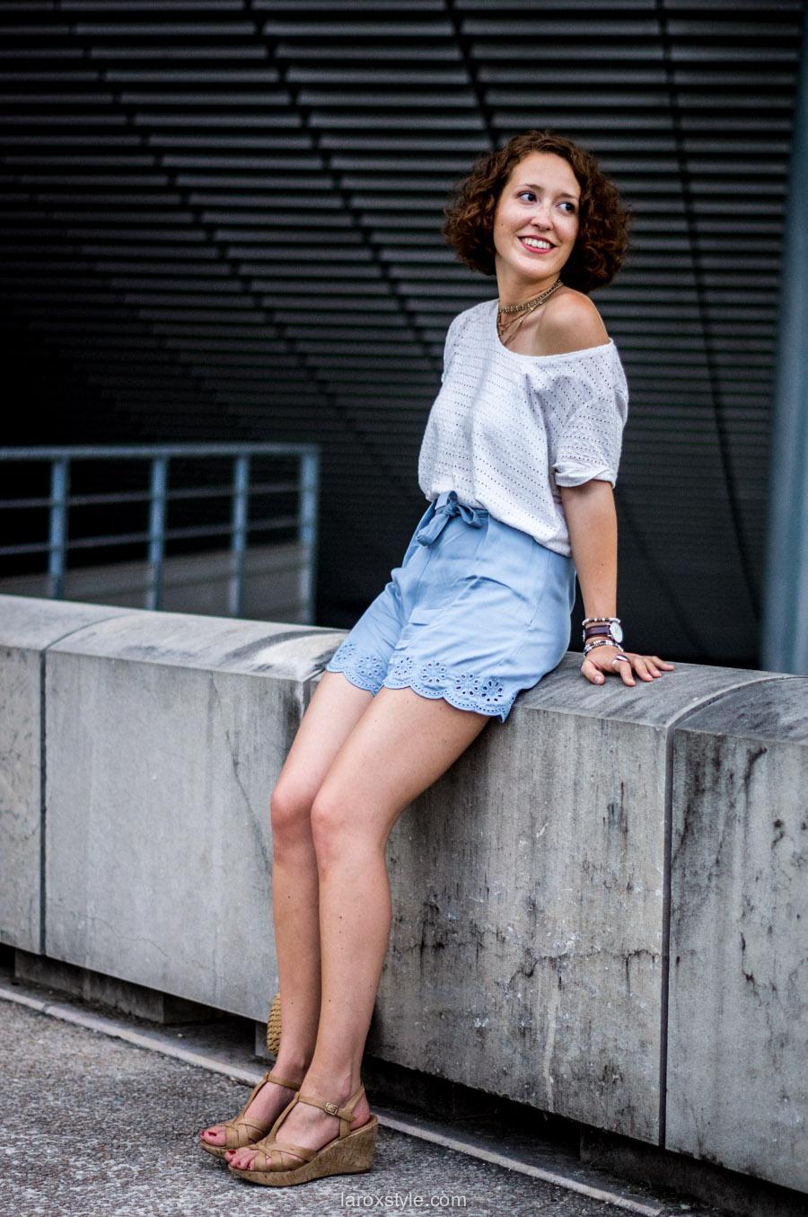 look ete - inspiration look - blog mode lyon