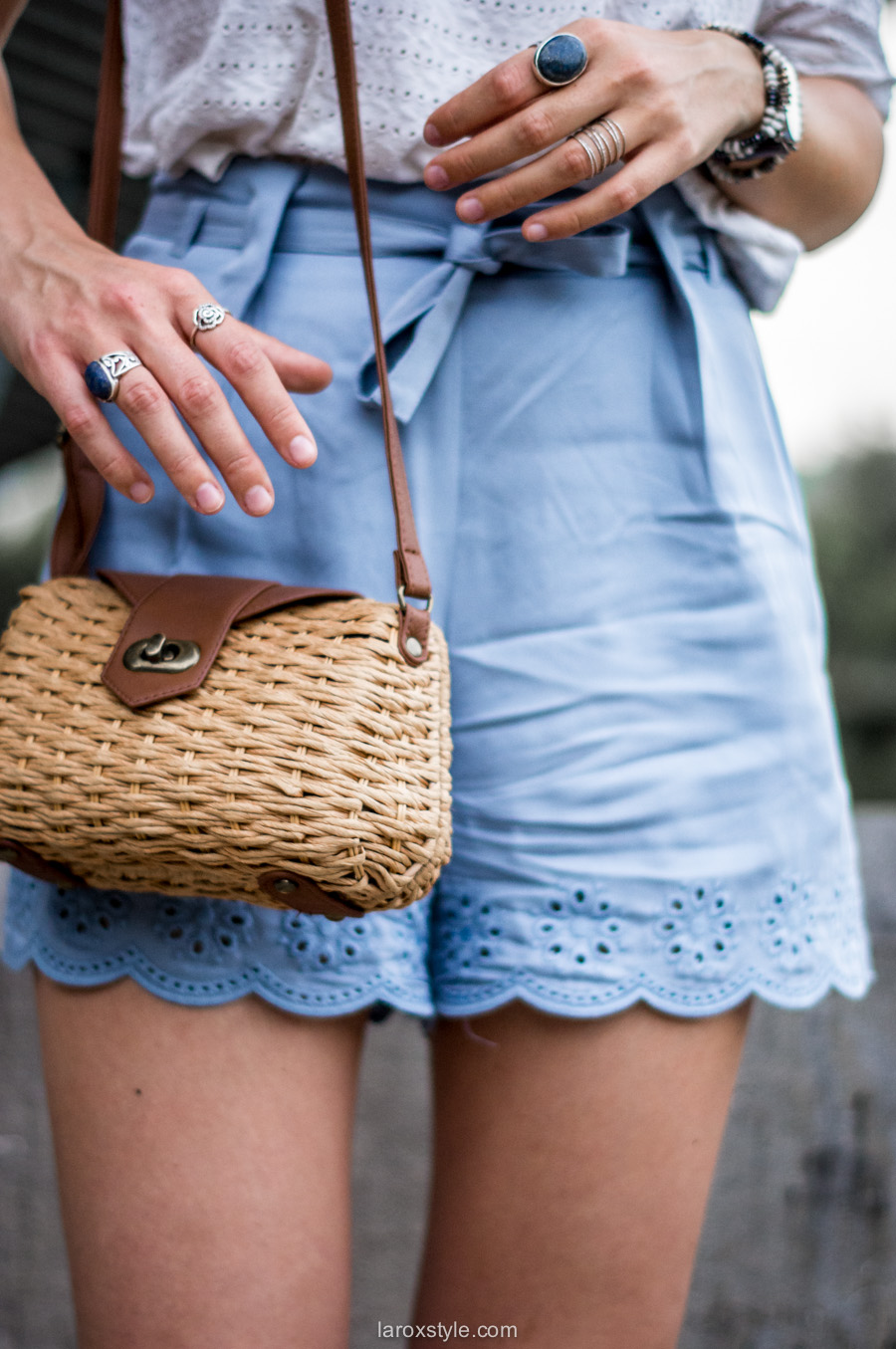 look short chic - blog mode lyon