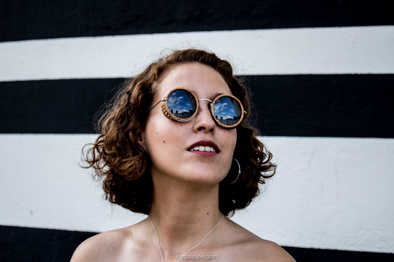 lunettes rondes - tendance mode - blog mode lyon