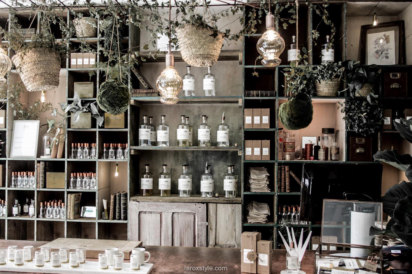 parfum 100 Bon - bio - parfums naturels
