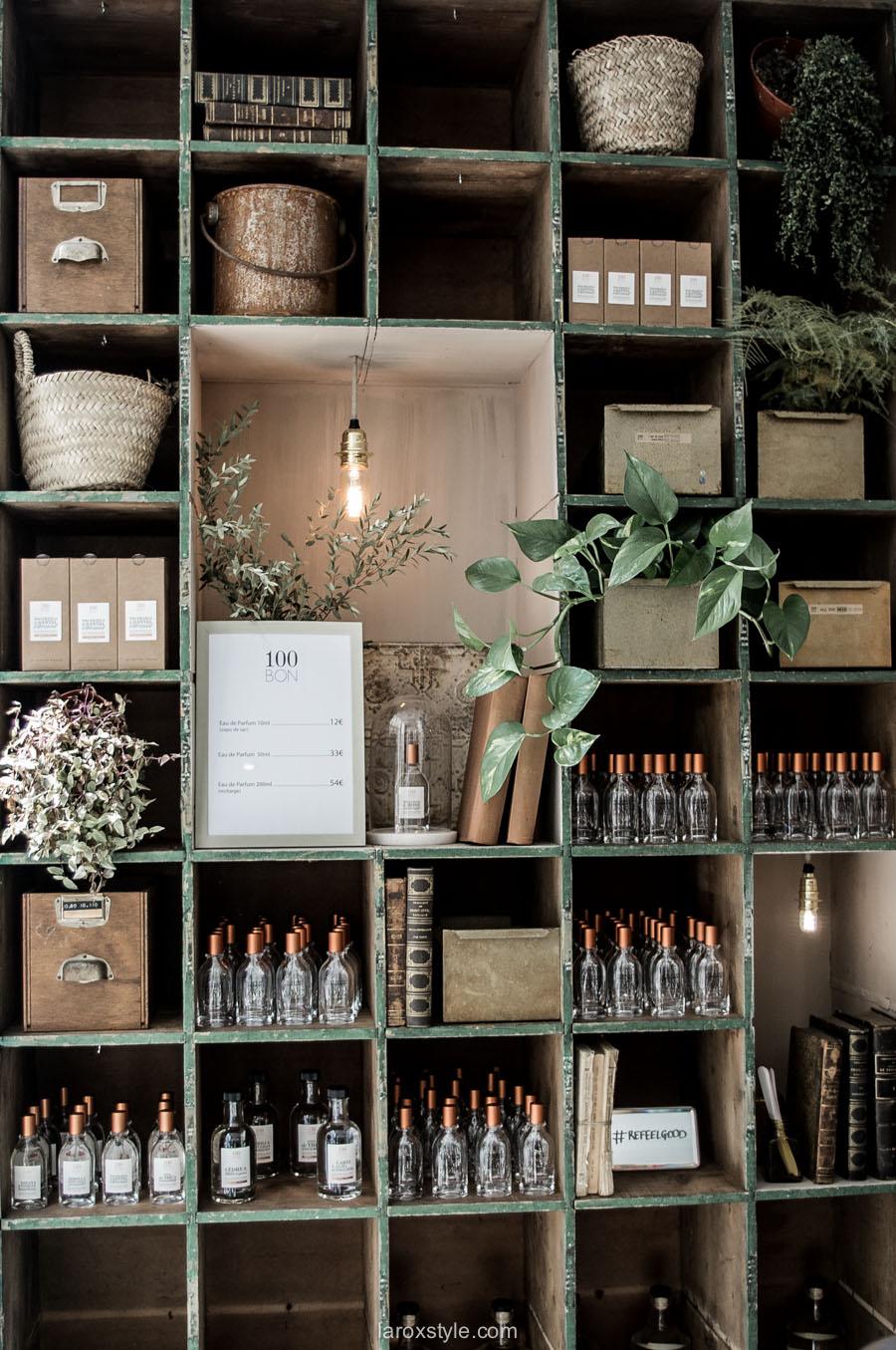 parfums naturel - bar a parfums lyon