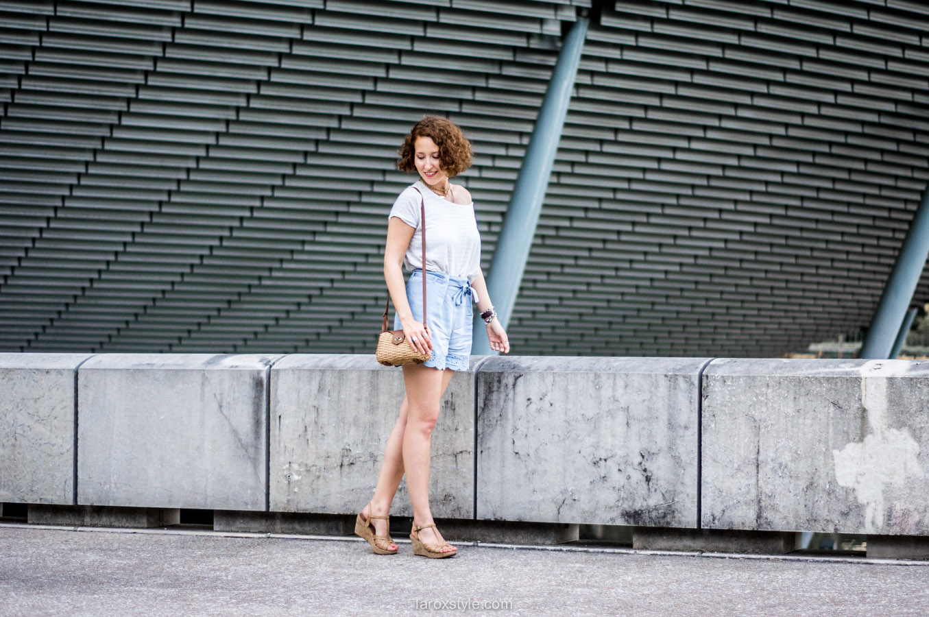 summer look - casual chic - blog mode lyon