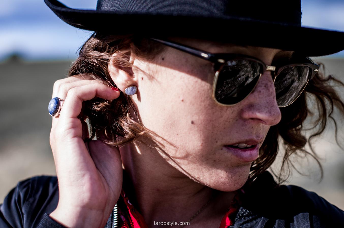 chapeau fedora - bijoux stella and dot - laroxstyle blog mode lyon