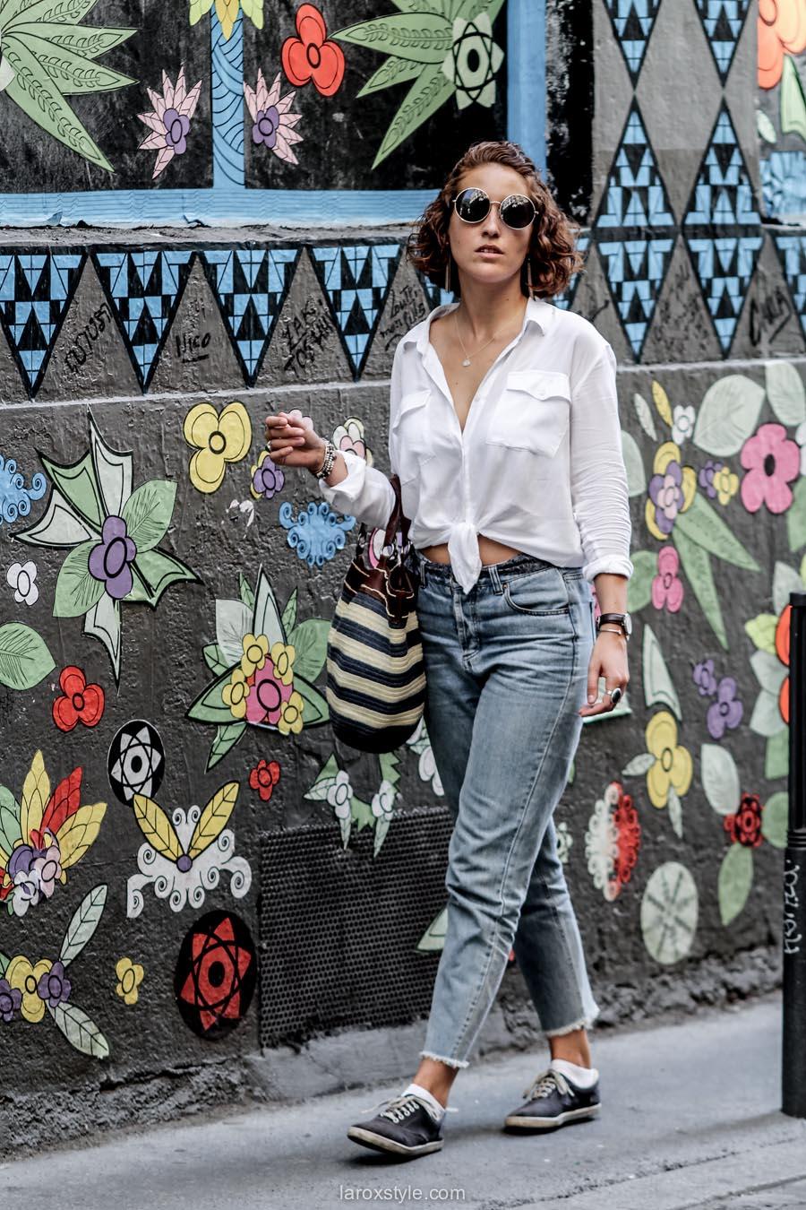 fashion street look - laroxstyle - blog mode lyon