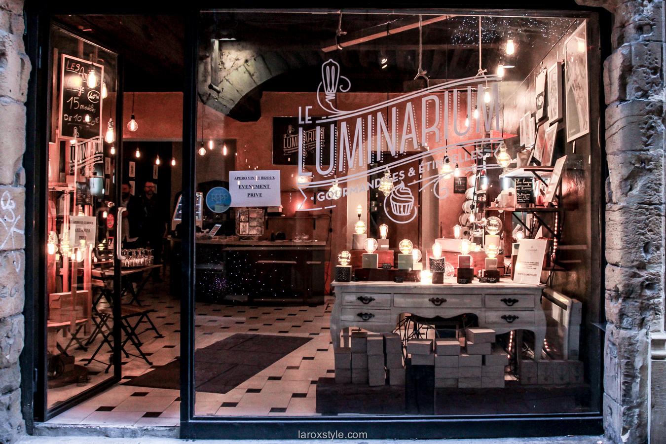 le luminarium lyon - gouter lyon - coffee shop lyon - laroxstyle blog lifestyle