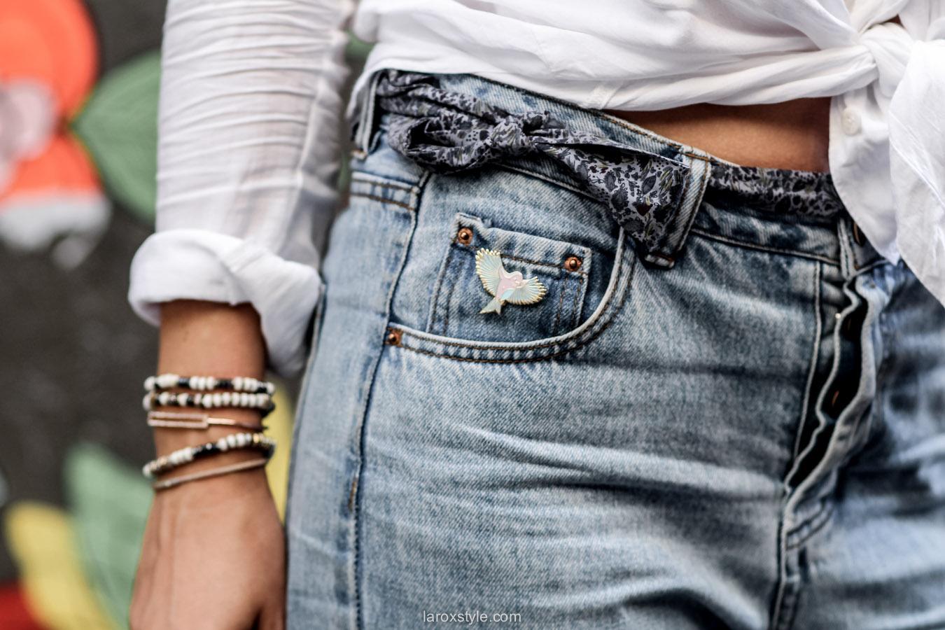 pins les filles a - natacha birds - laroxstyle - blog mode lyon