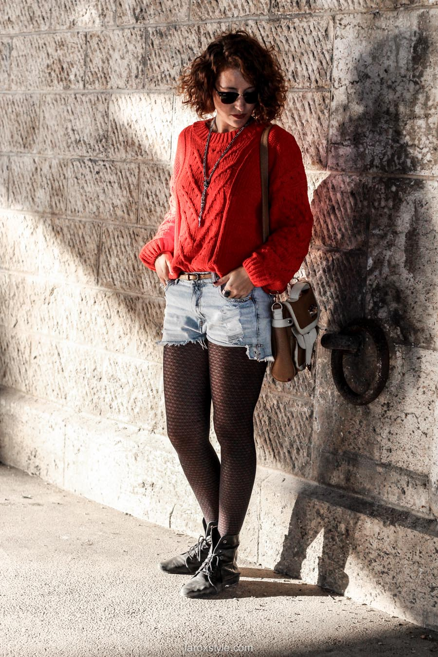 look ete indien - tendance mode rouge - laroxstyle blog mode -2