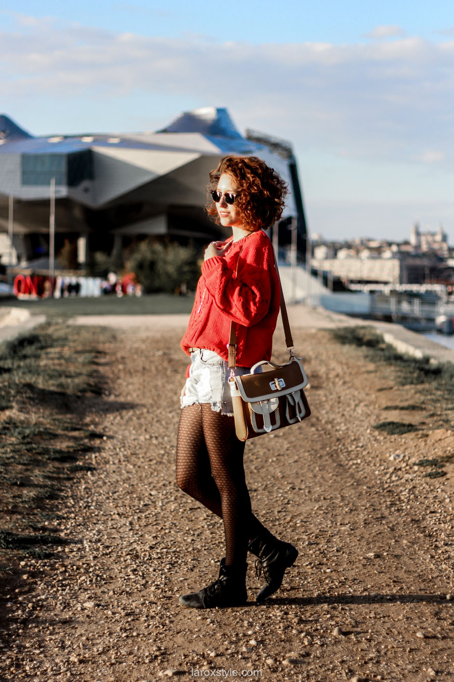 look ete indien - tendance mode rouge - laroxstyle blog mode -7