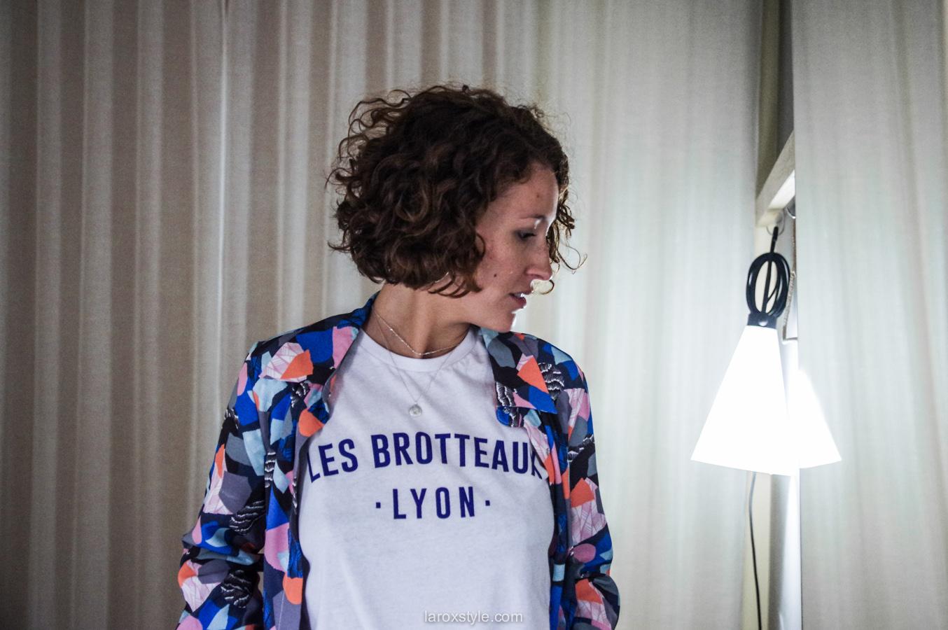 Mob hotel lyon - blog lyon - voyager lyon - routine make up laroxstyle -7