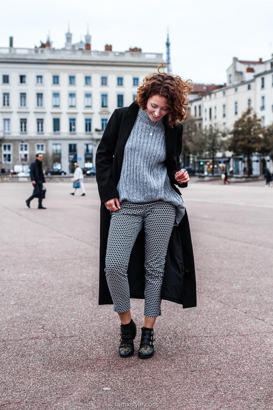 look gros pull - tendance pull over - blog mode lyon - laroxstyle-6