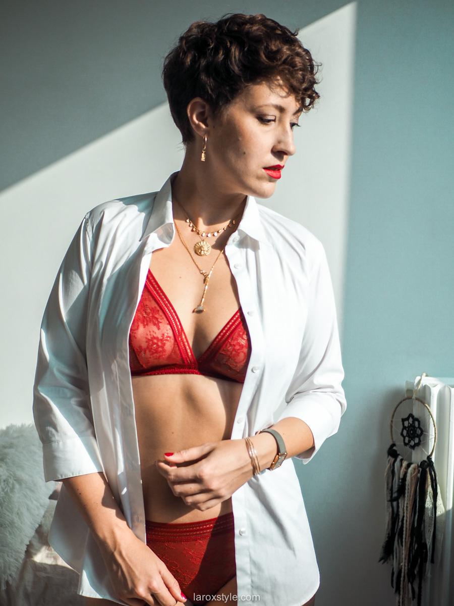 se devoiler et s aimer - developpement personnel - lingerie maison lejaby