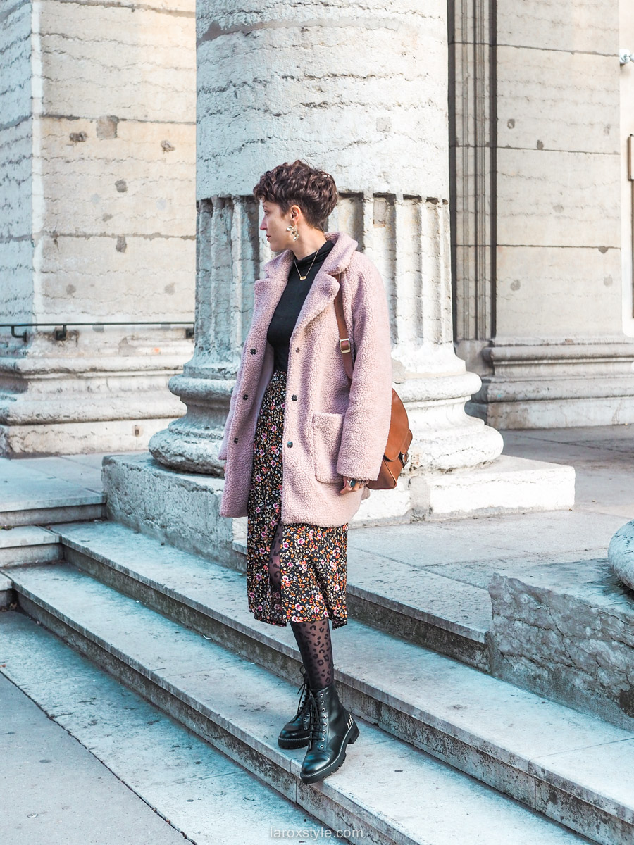 idee look blog manteau teddy bear coat