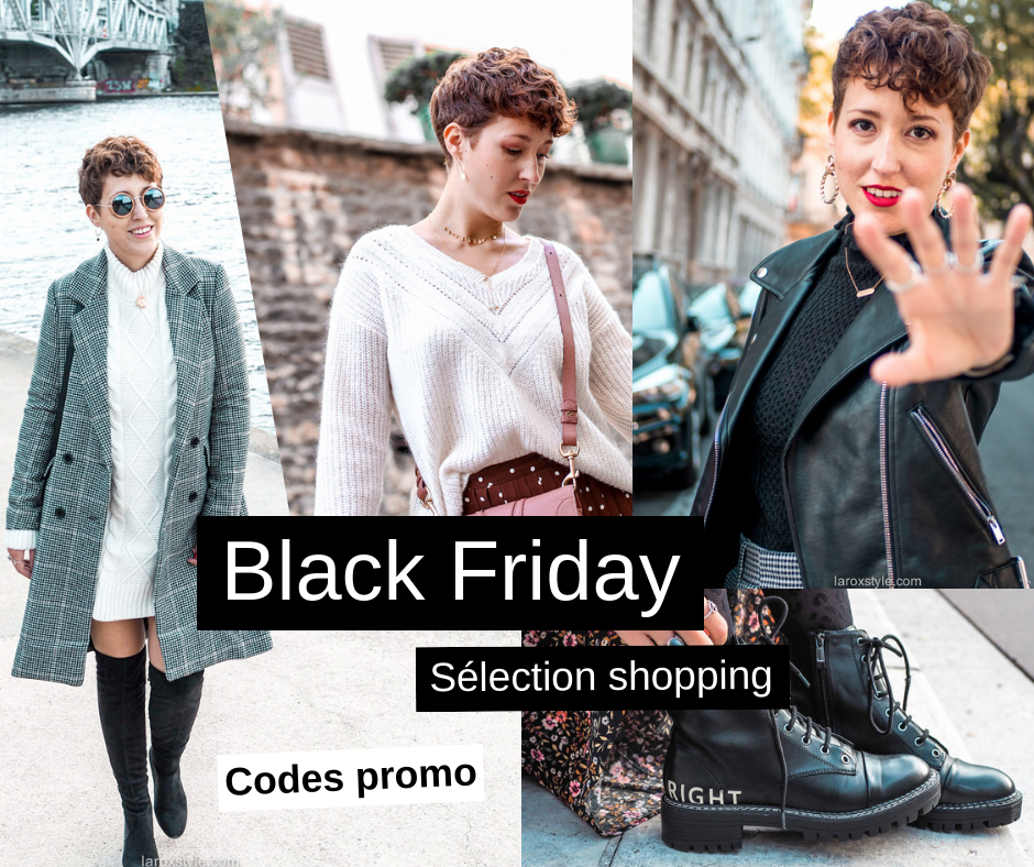 selection shopping blog mode black friday 2018
