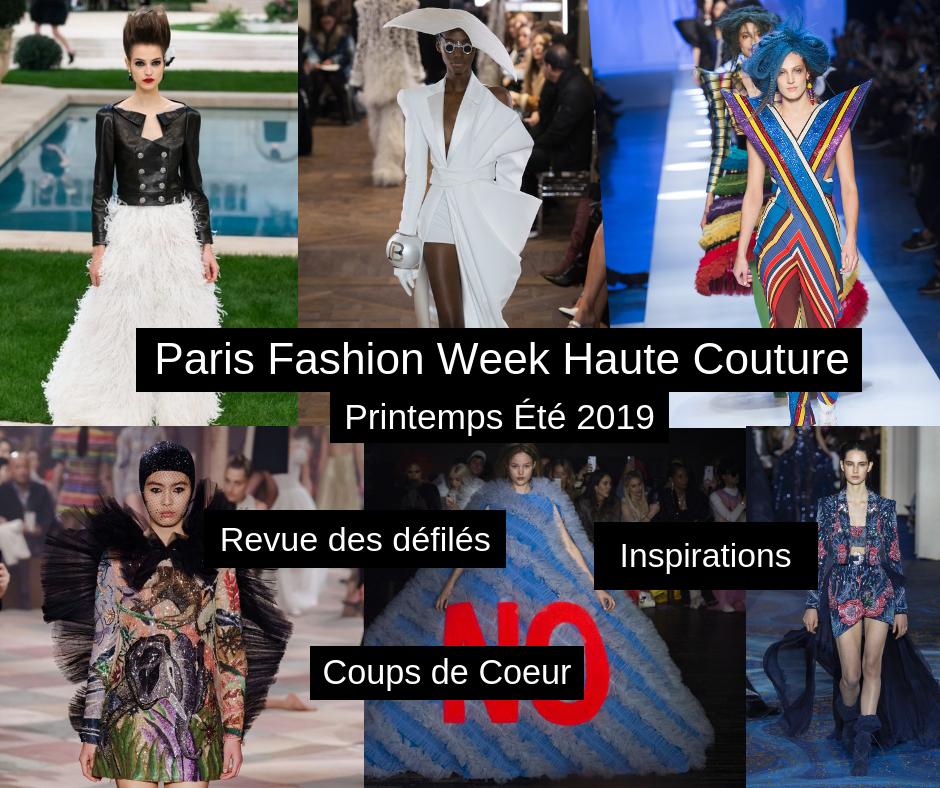 revue blog defiles paris fashion week haute couture printemps ete 2019