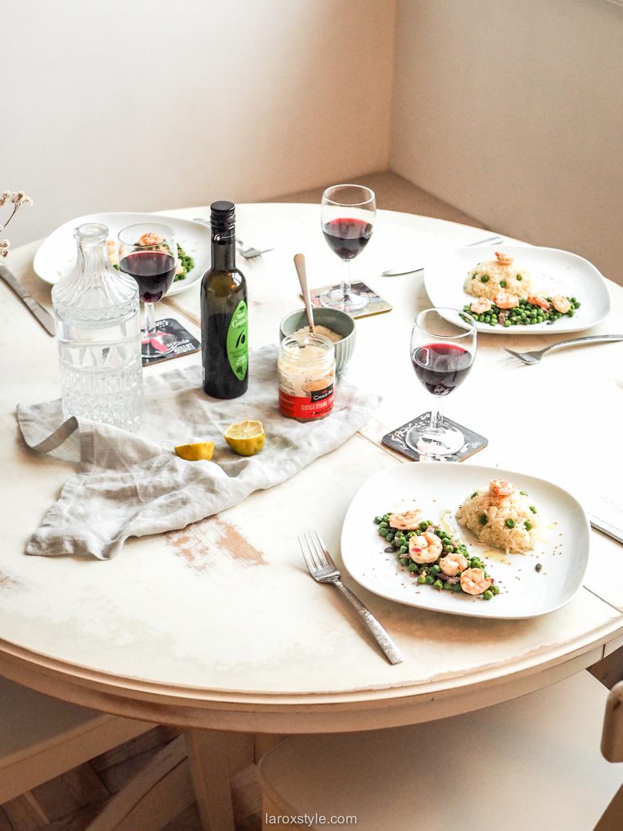 recettes rapides pour un menu équilibré avec des produits surgelés